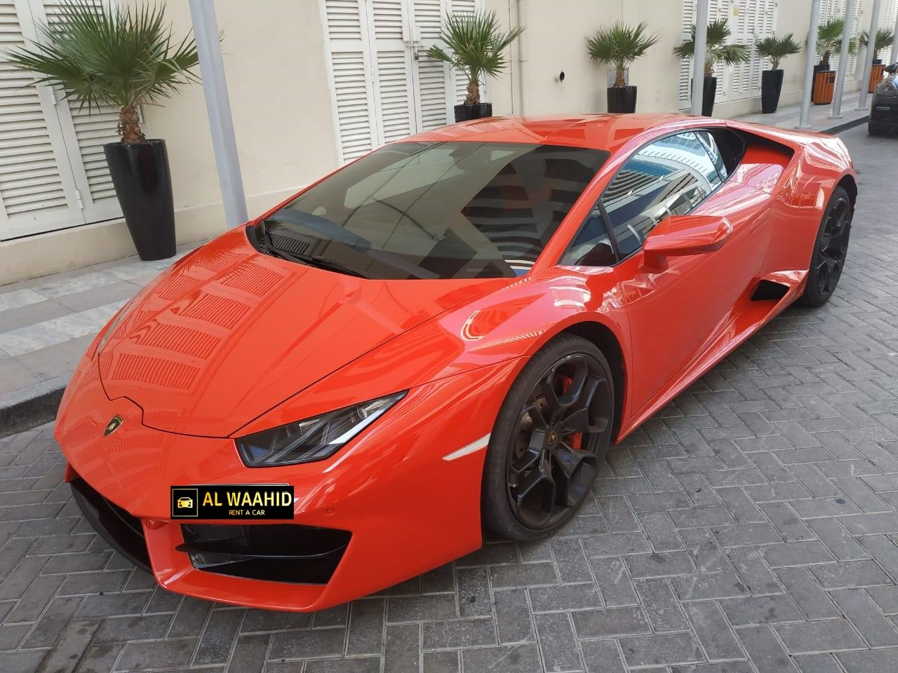 Lamborghini Huracan Rental Dubai Luxury Car Dubai Sports Car Rental
