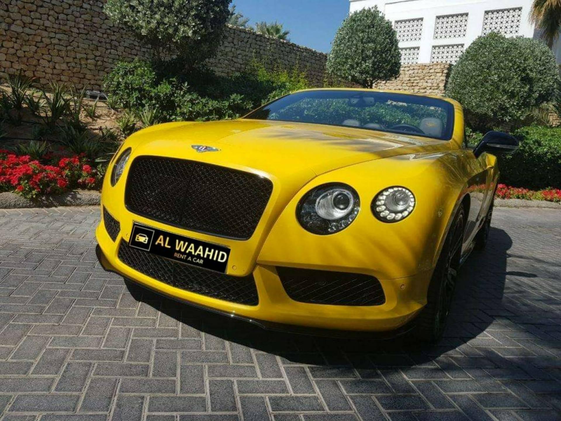 Bentley GTC (2)