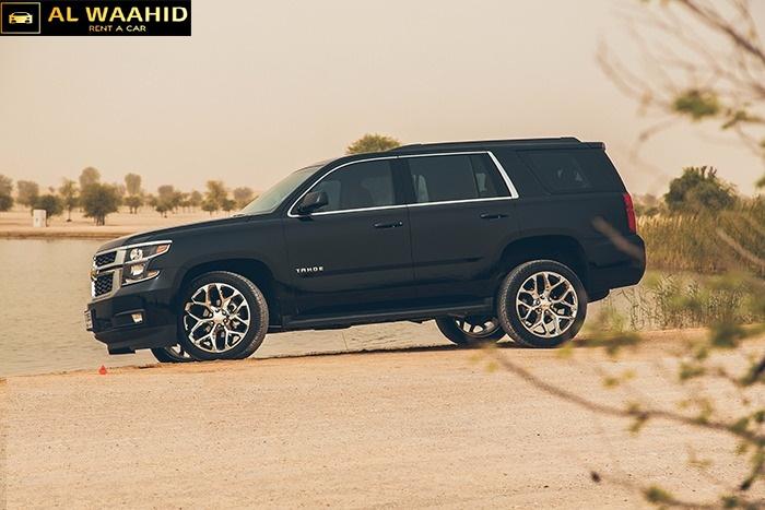 Chevrolet Tahoe 2018  luxury car