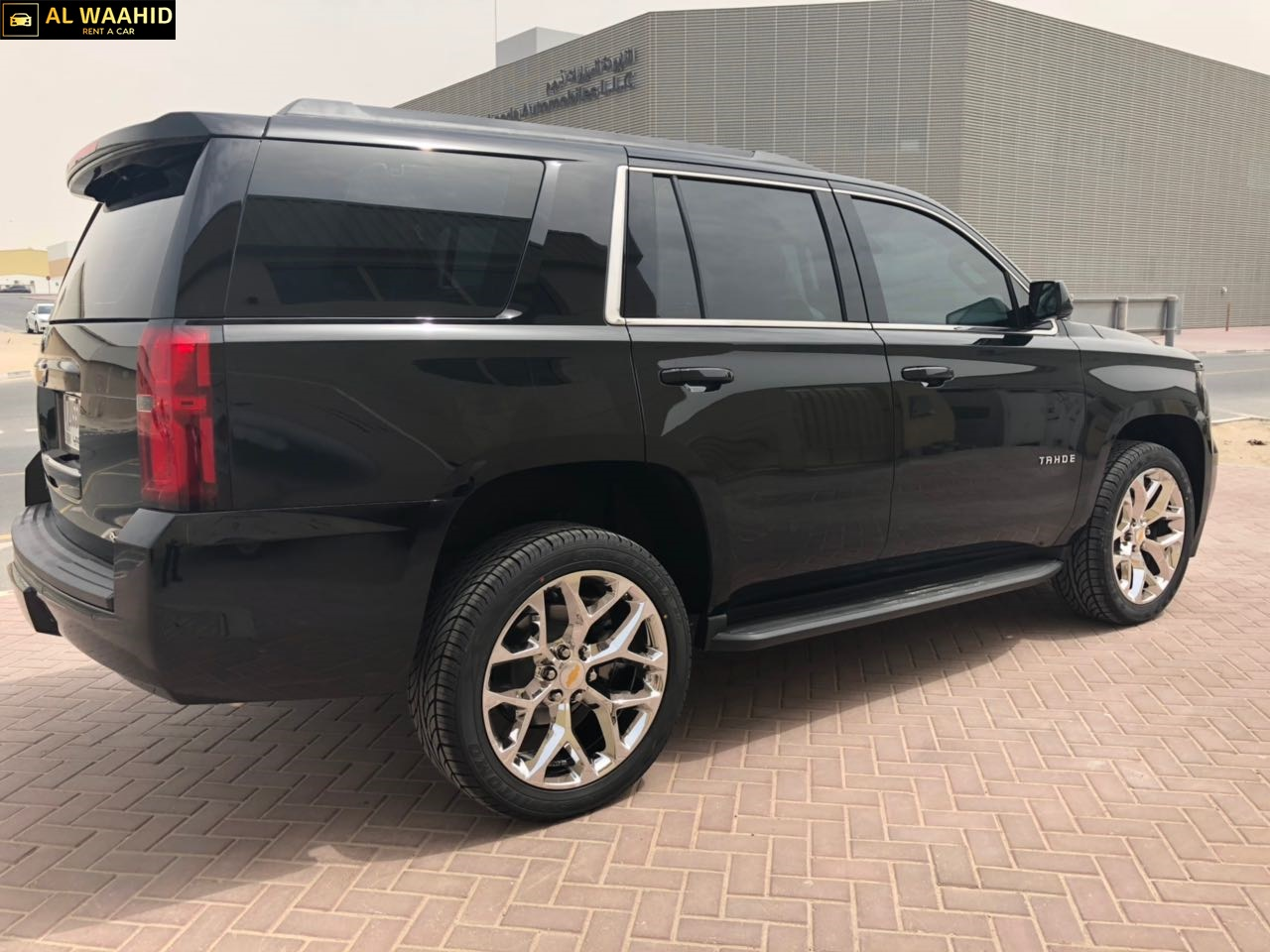 Chevrolet Tahoe 2018 luxury car  alwaahid rent a car