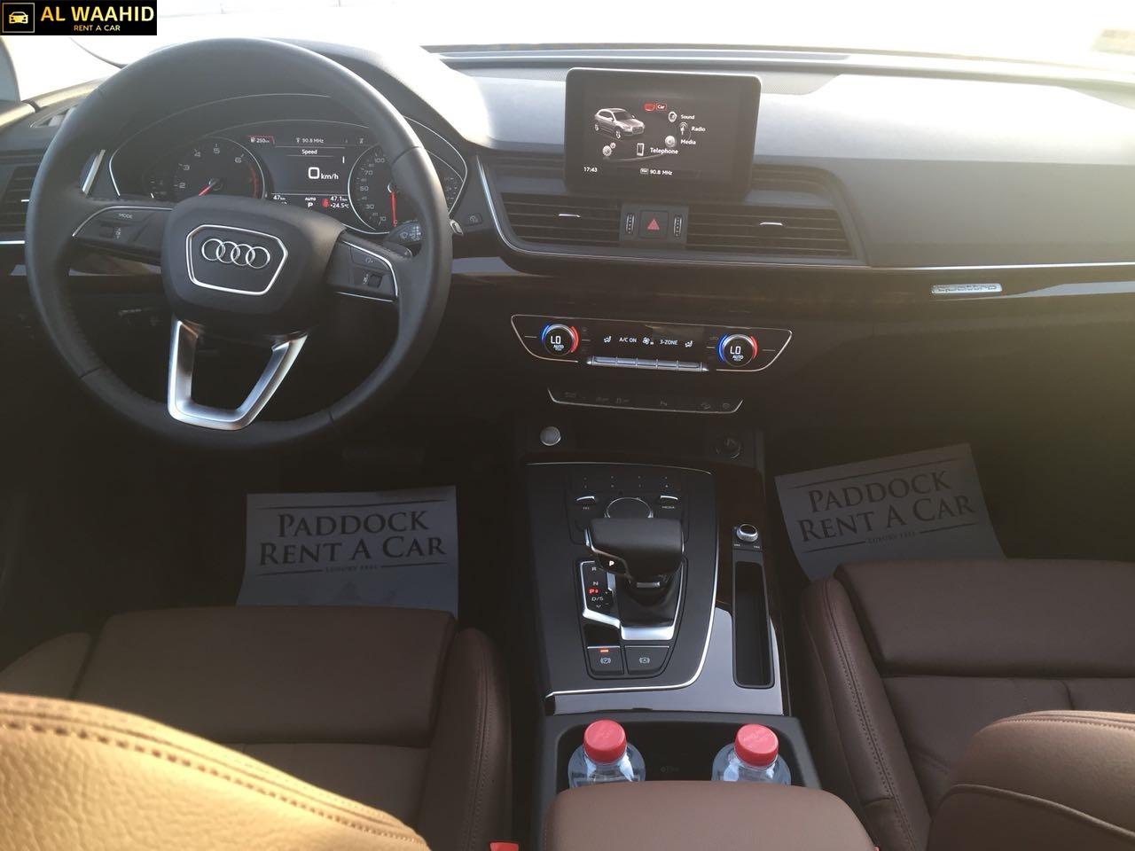 Chevrolet Tahoe 2018 luxury car rental dubai alwaahid