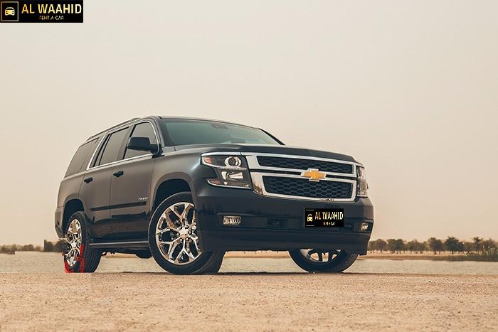 Chevrolet Tahoe 2018 luxury car rental dubai rent a car