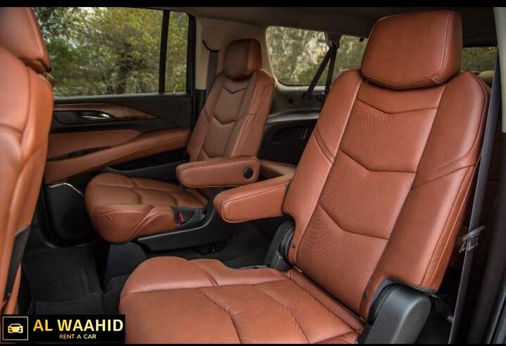 Cadillac Escalade 2016 rental dubai
