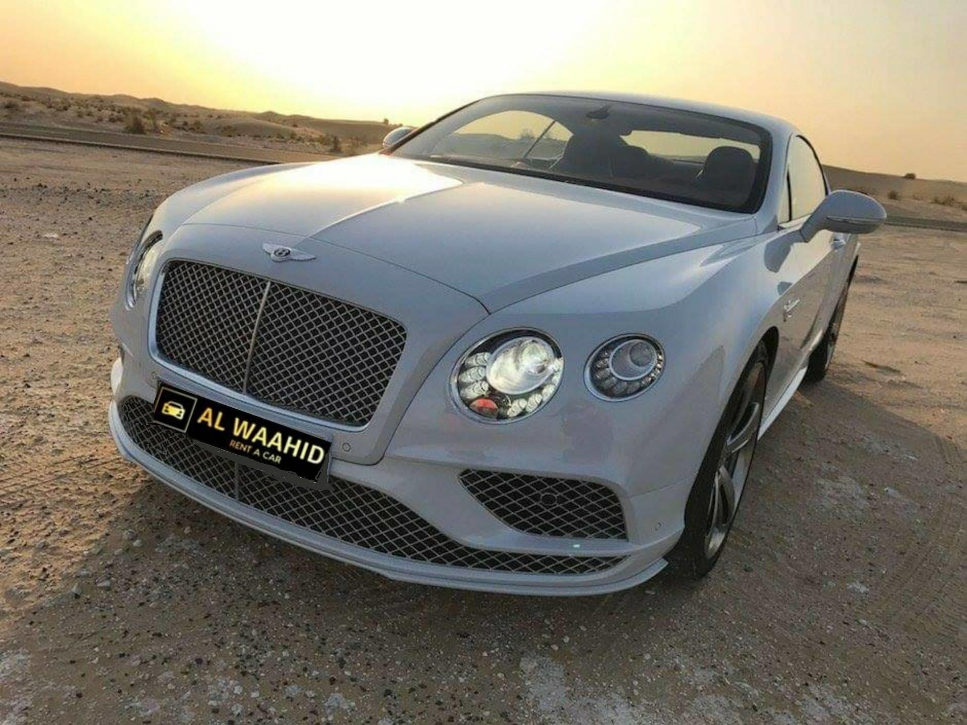 bentley-gt RENT DUBAI
