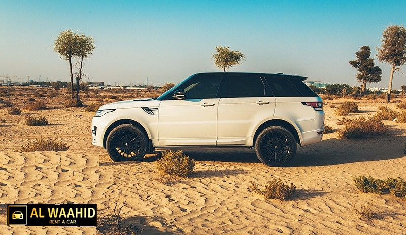 Range Rover sport 2017 rental dubail luxury car rental dubai