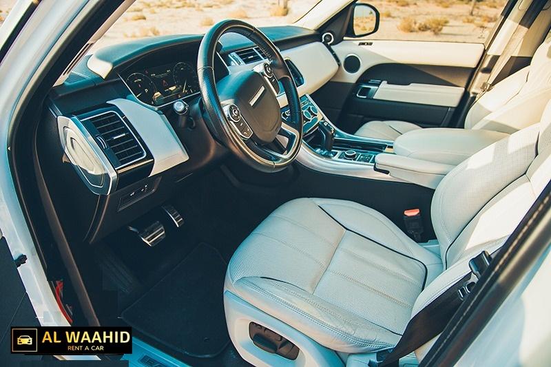 Range Rover rental dubail luxury car rental dubai