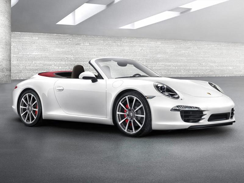Porsche 911 Carrera S Cabrio – 001
