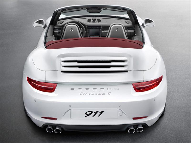 Porsche 911 Carrera S Cabrio – 005