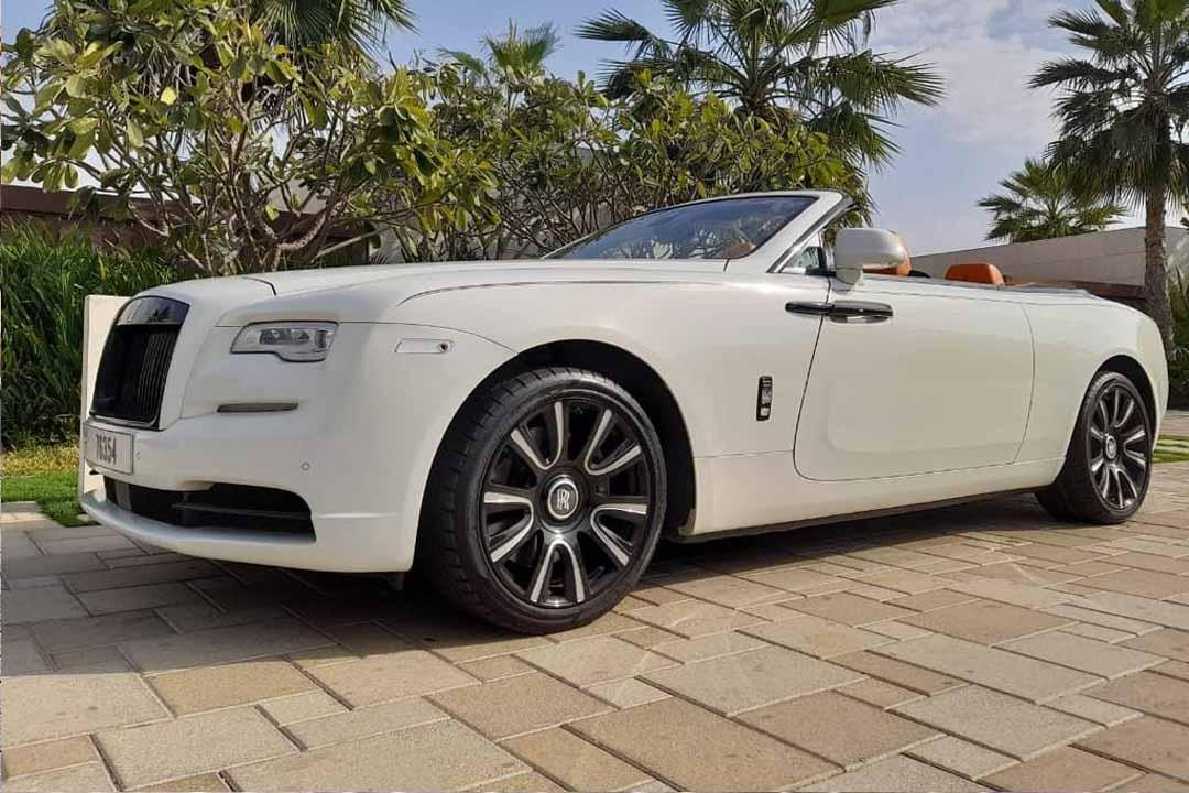 Rolls Royce Dawn Rental Dubai