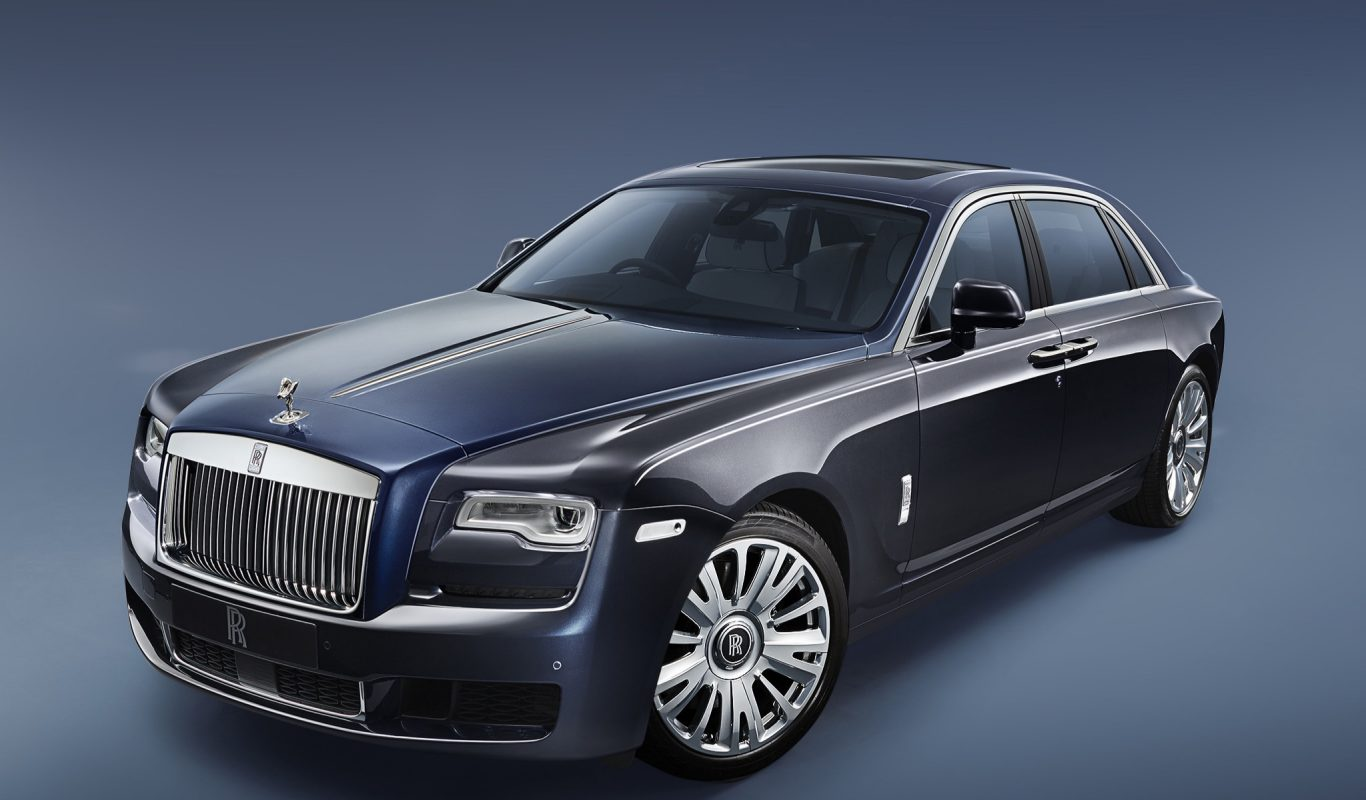 rolls-royce-ghost series 2