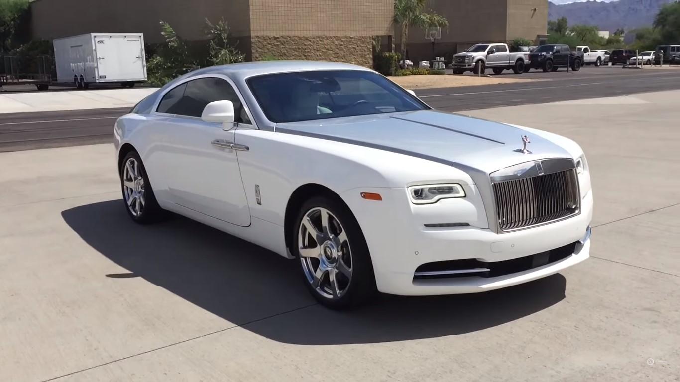 rolls royce wraith rental dubai – al waahid rent a car