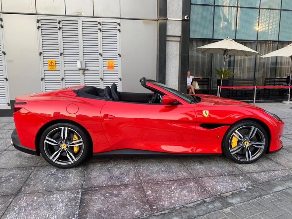 Ferrari Portofino Rental Dubai Luxury Car Rental Dubai Al Waahid