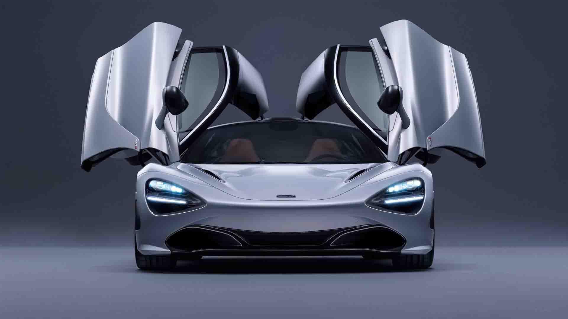 McLaren 720s Rental Dubai